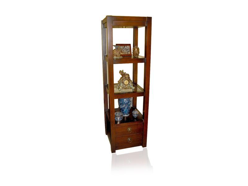 Custom Built Storage Cabinet for Living Room