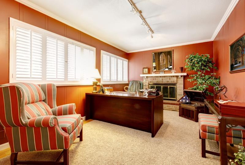 Home office ideas design furniture tips for a cozy home office Cozy home office design ideas