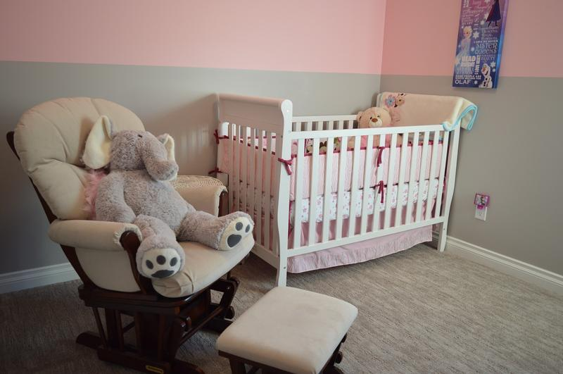 Eight Things You Should Know before Painting Baby's Room