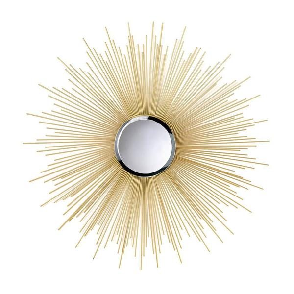 A Stunning Addition - The Sunburst Mirror