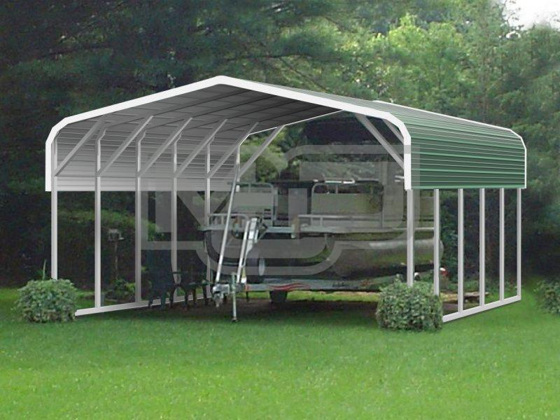 Design your Metal Carports & Garages Kits with Metal Carports Direct