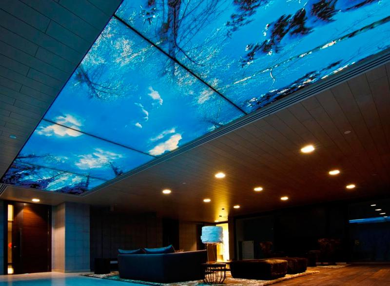 The New Era Of Interior Designs with Stretch Ceiling - Euroceil