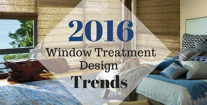 Window Treatment Design Trends