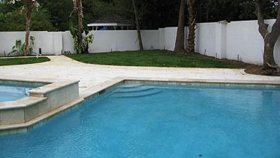 Pool Remodeling Project