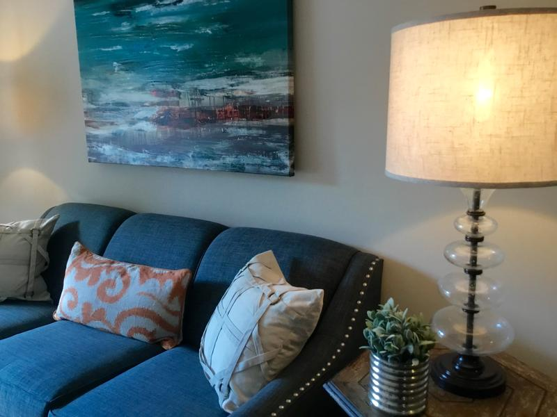 The Midtown 501 Apartment Interiors