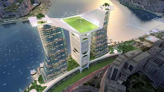 Architectural 3d visualization services