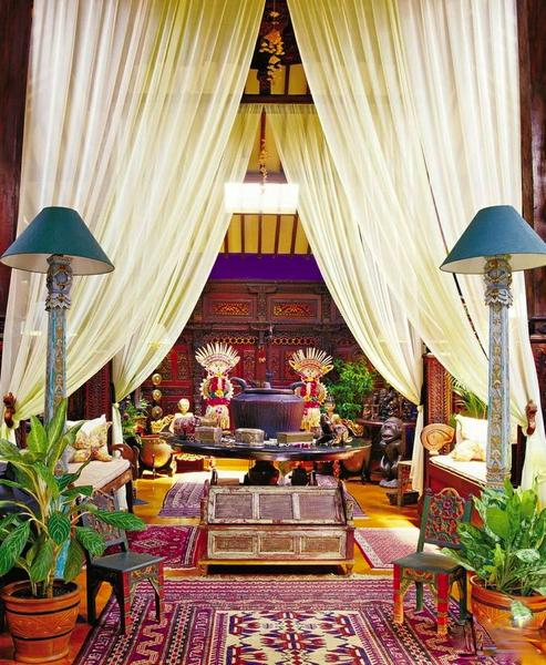 Ethnic indian home decor ideas for Indian traditional interior design ideas