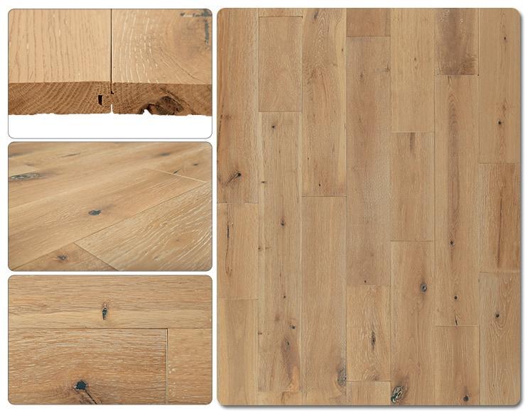 Jasper Hardwood - Brushed Oak Collection