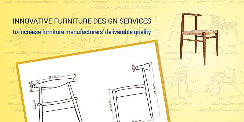 Why Furniture Manufacturers Today Prefer Furniture Design Services?