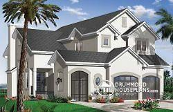 Mediteranean 3 bedroom with gated entrance and double garage - W3865 - Bellamy