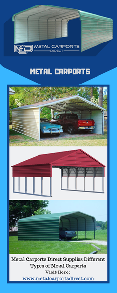 Buy Metal Carports Online | Metal Carports Direct