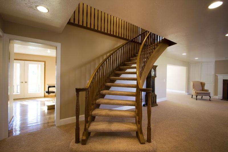 Bon Staircase Designs Ideas   Straight Run Stairs, L Stairs, Double L ...