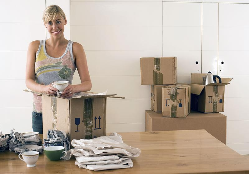 Survival Guide - Unpacking And Setting Up The Home After The Move