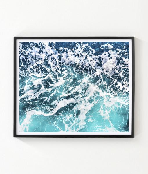 Ocean Spray Framed Print | Home & Abode