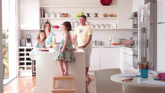 How To Design A Kids Friendly Kitchen