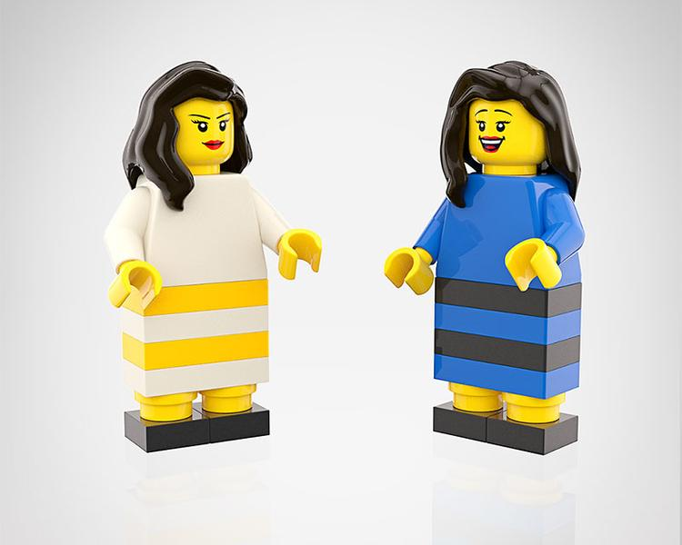 Lego the Dress