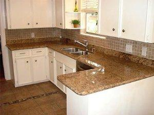 """Granite Look Counter Top Film Overlay Instant Covering Gold 36"""" X 8': Craft Supplies Storage And Organization Products: Kitchen & Dining"""