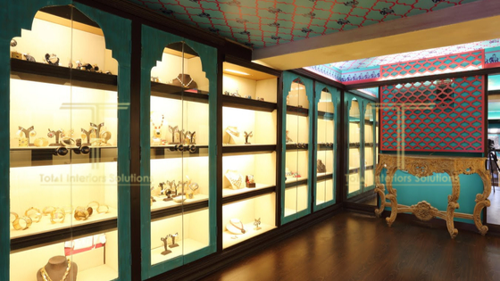 Symetree Jewelry Store, Khan Market, New Delhi