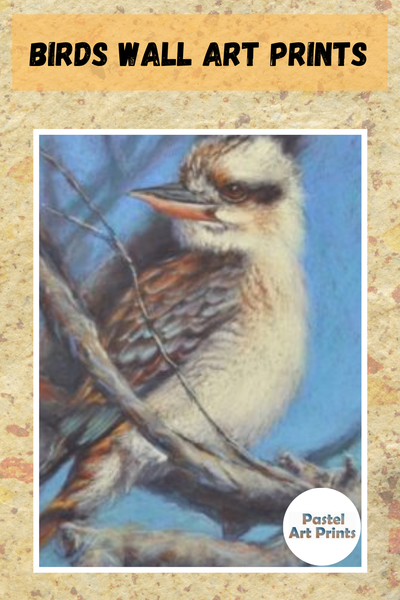 Decorative Birds Wall Art Prints for Sale