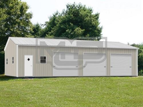 Buy Metal Building for Your Garage or Shop In Mount Airy