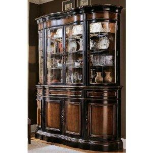 Hooker Furniture Preston Ridge Three Shelf Dining Hutch - China Cabinets