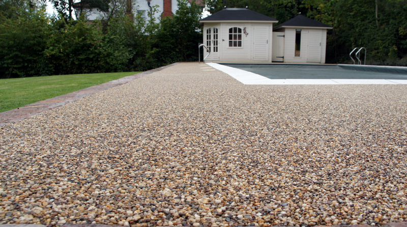 A History Of Resin Drivesways - Types and Benefits of Resin Driveways