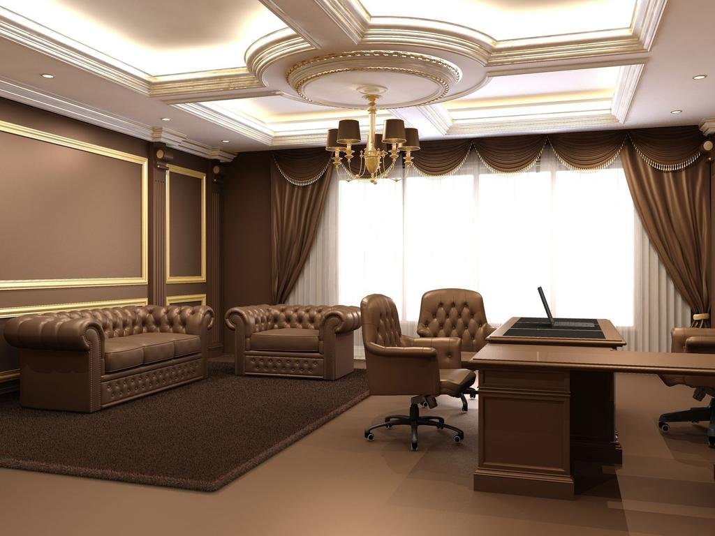 CEOs Office Planning And Design Ideas