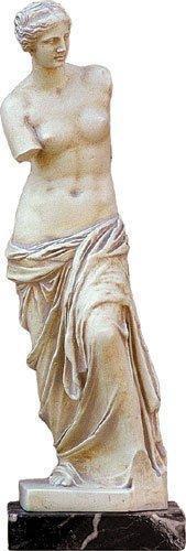 Aphrodite of Melos Statue Louvre - Roman Figurine Sculpture