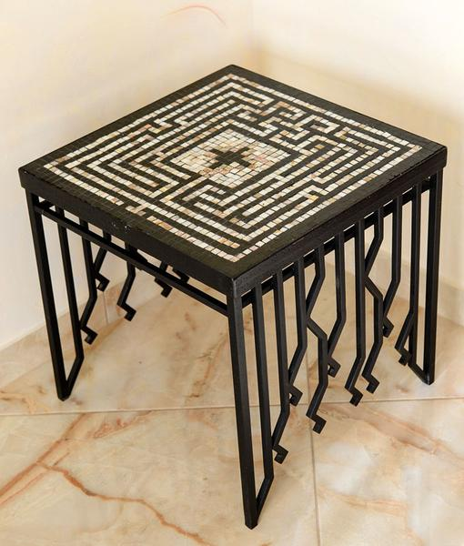 Coffee table «Labyrinth of the Minotaur» - YOU Gallery