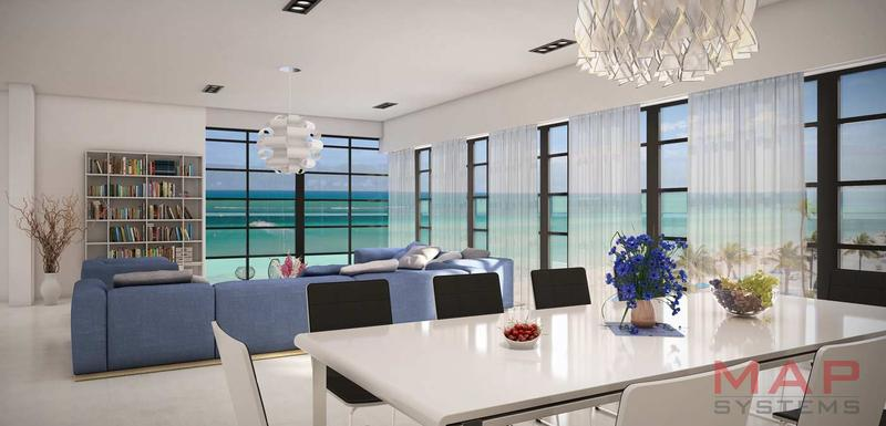 Photorealistic   3D Architectural Rendering Services