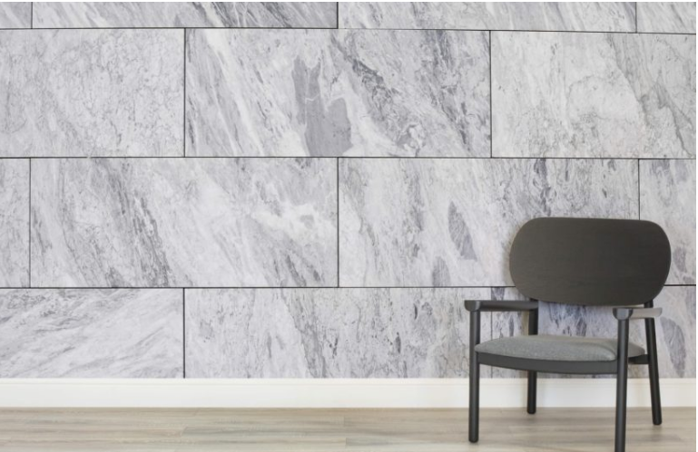 Marble Tile Wallpaper Mural