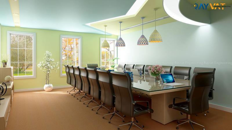 Architectural 3D Interior Rendering