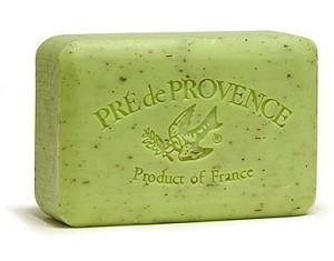 Lime Zest - Pre de Provence French Soap - Pure Vegetable Oil - 250g / 8.8oz | Brava Home Decor