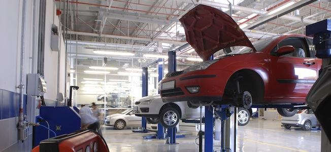 Car Repair Services in Reading