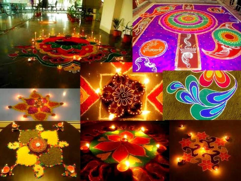 Go blingy this diwali diwali decoration ideas Home made decoration items for diwali