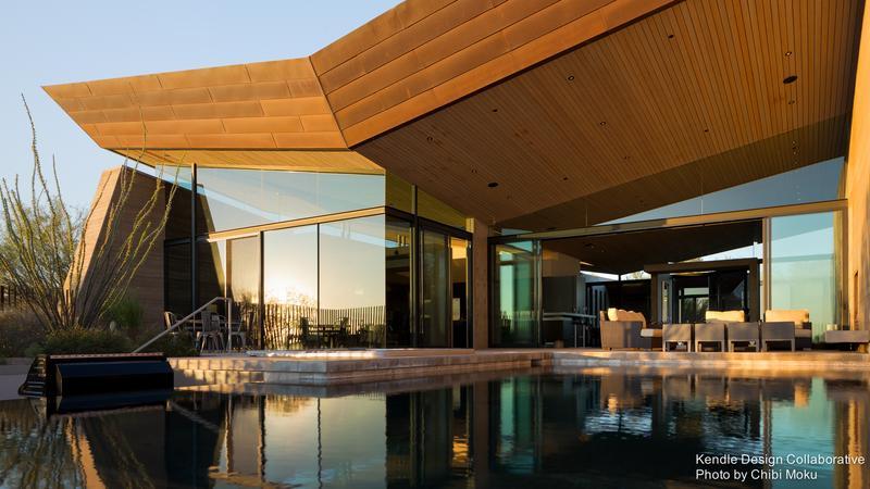 Kendle Design Collaborative  |  Desert Wing  |  Scottsdale, ZA