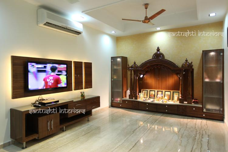Mandir - Our Puja room Project