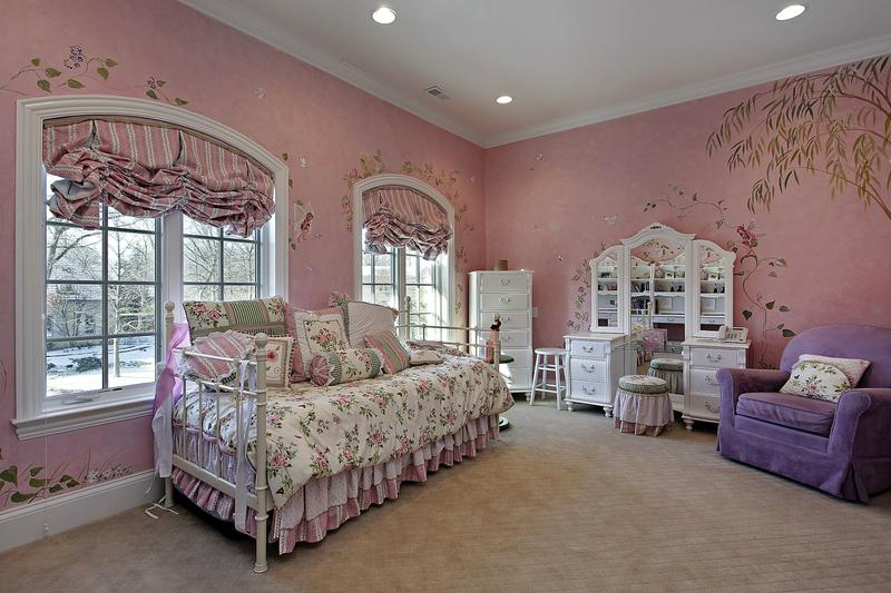 Thinking to Design a Girl's Room?