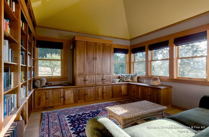 Patricia K Emmons | Rural Oregon Craftsman Home | Yamhill, OR