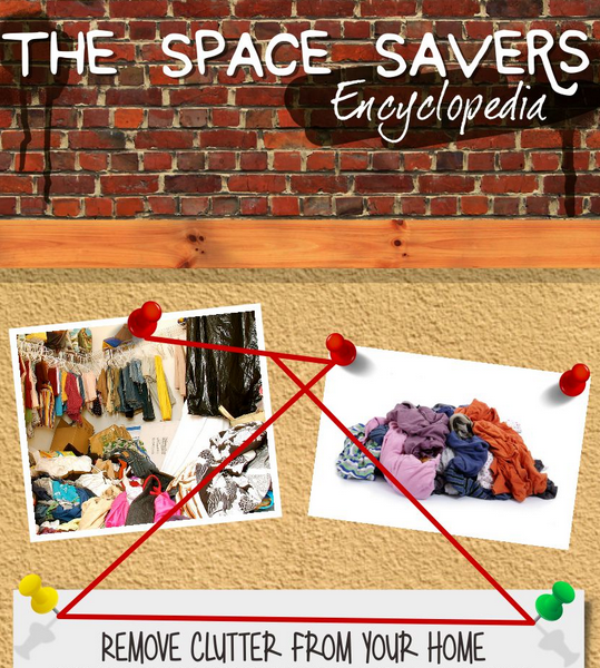 The Space Savers Encyclopedia
