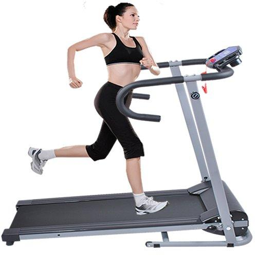 500w Folding Electric Treadmill Portable Motorized Running Machine