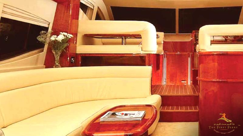 Yacht Interior Design