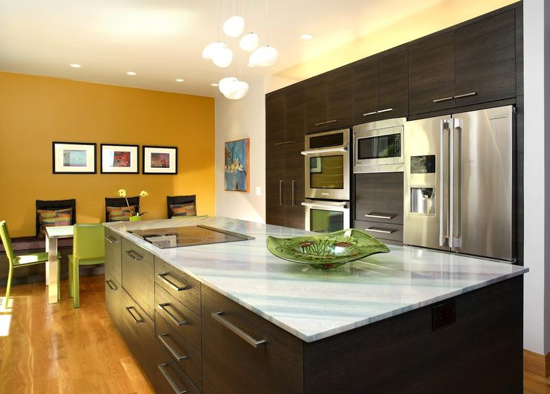 Dish out Mouthwatering Kitchen Designs