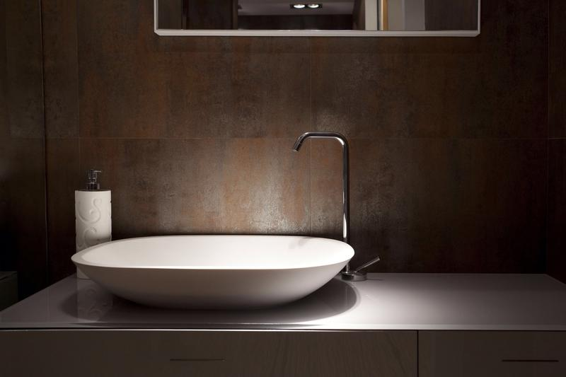 high end bathroom sinks countertop designs