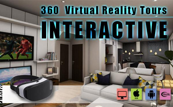 Must-Have Interactive Interior virtual reality App developer by Yantram virtual reality companies Dubai, UAE