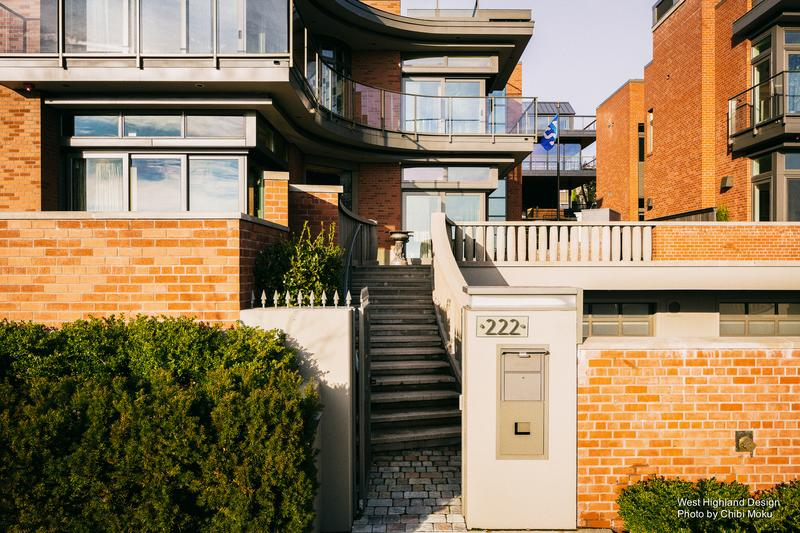 West Highland Design - House Tour of Residence at Kerry Park | Seattle, WA