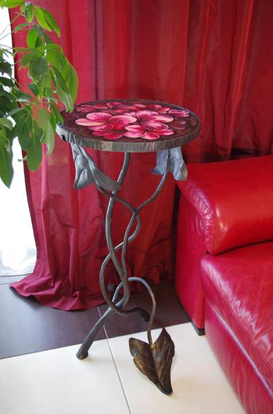 Cocktail table «Flower Glade» - YOU Gallery