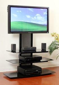 LED TV Universal Mounting System - TV Shelves