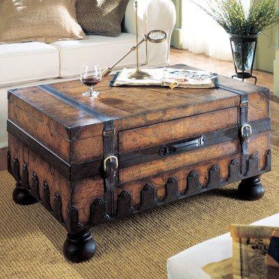 Heritage Trunk Coffee Table by Butler