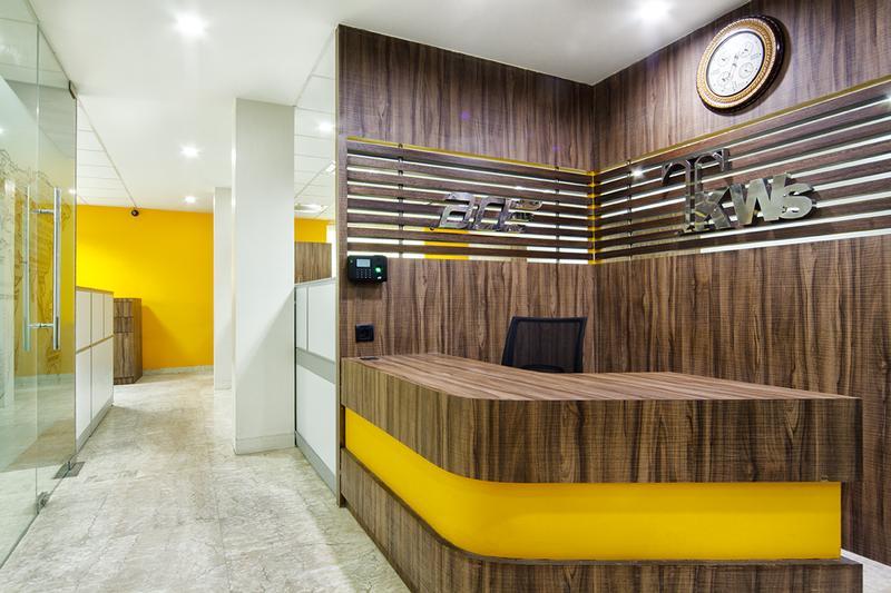 Office Interiors TKWS Rajinder Nagar, New Delhi